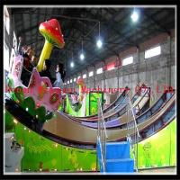 Buy cheap amusement park  double wave rides  newest for sale from wholesalers
