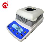 Buy cheap Halogen Light Heating Digital Moisture Meter , Gauge Rice LCD Density Testing Equipment from wholesalers