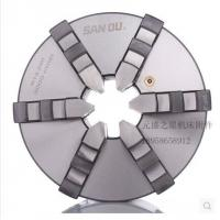 Buy cheap KM high-quality 6 jaw self-centering lathe chuck 6 jaw chuck from wholesalers