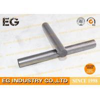 1/4 Inch Durable Pure Graphite Rod , Custom Shape Stirring Graphite Round Bar