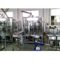 Buy cheap Automatic Water Bottle Filling Machines And Equipment With Stainless Steel 304 Material from Wholesalers