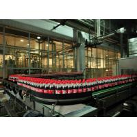 Buy cheap Soda Beverage Production Line Automatic 200-600 Cans Per Minute Fast Speed from wholesalers