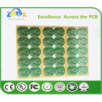 Buy cheap Single-sided pcb circuit board processing 94V0 single-sided fire-retardant cardboard pcb copy board proofing processing from wholesalers