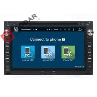 Buy cheap Car Radio GPS Bluetooth VW Car DVD Player With Full RCA Output Screen Mirroring Function from wholesalers