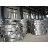 Buy cheap 304L Stainless Steel Welded Pipes , Brush A312 Coil Pipe from wholesalers