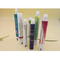 Buy cheap Beautiful Ointment Metal Squeeze Tubes Packaging 20g Volume M9 Screw Cap from wholesalers