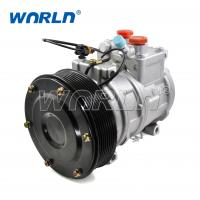 Buy cheap 10PA17C Truck Air Conditioner Compressor For John Deere Agriculture tractor 300 500 6100 7000-900 Series from wholesalers