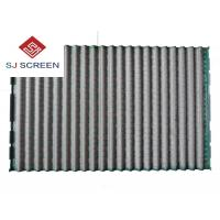 Buy cheap Derrick FLC 2000 / 48-30 PMD Shale Shaker Screen API RP 13C Standard product