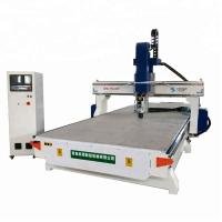 Buy cheap High Speed 3d Cnc Wood Router Machine 1300x2500mm With Air Cooling Spindle from wholesalers