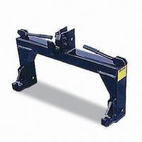 Buy cheap 3-point Quick Hitch Mower, Heavy Duty Steel Construction, Adjustable Top Link Ball Bracket from wholesalers