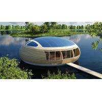 Buy cheap New Material Made Creative Design Floating House For Resort from wholesalers