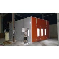 Buy cheap Infrared Lamp Heating Spray Booth, Coating Line Equipment from wholesalers