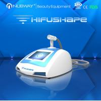Buy cheap best body slimming weight loss portable ultrasonic body shaping machine from wholesalers