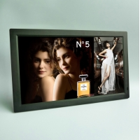 Buy cheap MPEG 18.5 350cd/m2 1336*768px hd digital photo frame from wholesalers