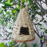 Buy cheap Straw birdhouse » Straw Bird House for Nature Garden from wholesalers