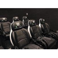 Buy cheap Professional 5D Cinema System Shows Exciting Short Film With Immersive Seating product
