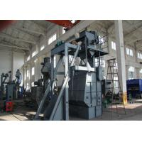 Buy cheap Tumble Belt Dustless Blasting Machine , Rust Removal Shot Peening Machine from wholesalers