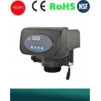 Buy cheap RO System Parts Runxin Automatic Water Softener Control Valve With Timer F63P1 from Wholesalers