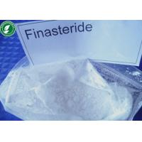 Buy cheap Raw Powder Hair Loss Steroids Finasteride with 99% Assay , CAS 98319-26-7 from wholesalers