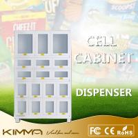Buy cheap Automatic Cell Cabinet Dispenser Vending Machine Combo Vending Gift Present Large Size Items from wholesalers