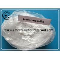 Buy cheap CAS 521-17-5 Muscle Building Steroids 4-Androstenediol Prohormones 4-AD from wholesalers