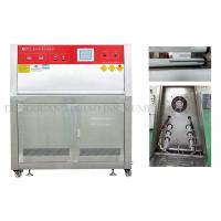 Buy cheap UVB Accelerated Aging Test Chamber Color LCD Touch Screen Control System from wholesalers