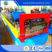 Buy cheap Galvanized Steel Profile Metal Single Layer Roof Sheet Forming Machine For Sale from wholesalers