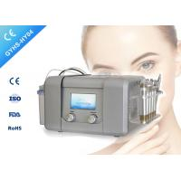 Buy cheap Bipolar 1MHZ  Ultrasonic Hydro Dermabrasion Machine Six Handpiece For Skin Moisturizing from wholesalers