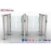 Buy cheap CE Approved Speed Gate Turnstile Pedestrian Management Automated Gate Systems product