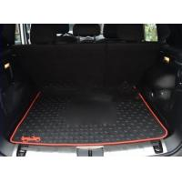 Buy cheap Car accessories styling floor mat Car Trunk Mat Car Tail Box Pad for Jeep Car floor mats trunk Tail box pad for Jeep Ren from wholesalers