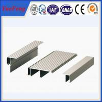 Buy cheap F shape new aluminium products, aluminium profile for glass roof ( china top alu from wholesalers