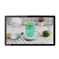 China 18.5 Inch Hd Digital Signage 1080p Wall Mountable Android System Lcd Player on sale