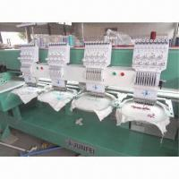 Buy cheap 904 cap/garments/T-shirts making embroidery machine with speed of 1000rpm from wholesalers