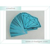 Buy cheap waterproof vinyl adhesive labels product