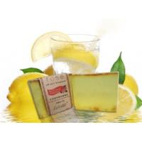 Buy cheap 100g natural lemon soap for whitening from wholesalers