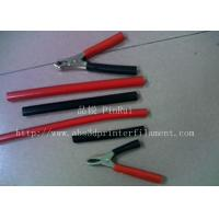 Buy cheap Red / Black Plastic Flexible Hose For Alligator Clip , Wire Harnesses , Transformers product