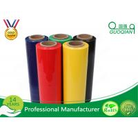 Buy cheap Custom Colored Stretch Wrap Film Jumbo Roll Fro Pallet Wrapping from wholesalers