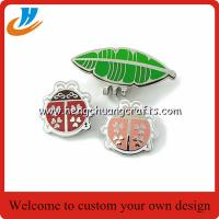 Buy cheap No mold fee custom Personalized Hat Clips / Metal Golf Cap Clips from wholesalers