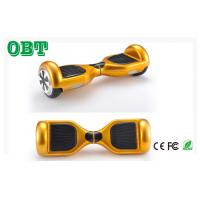 Buy cheap Motorized Scooter Board 2 wheels Self Balance Drifting Electric Vehicle from wholesalers