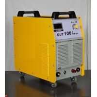 Buy cheap Inverter AC Air Plasma Cutting Machine , Thermal Dynamics Portable Plasma Cutter from wholesalers