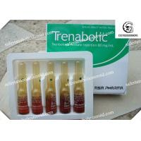 Trenbolone Enanthate Oral Anabolic Steroids Raw Powder for BodyBuilding