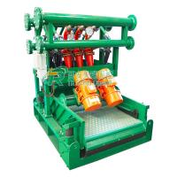 Buy cheap API / ISO High Power Mud Cleaning Equipment City Bored Piling Use from wholesalers