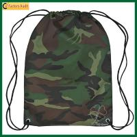 Buy cheap Promotional Gym Duffle Bag Knapsack Drawstring Backpacks Sports Bags from wholesalers