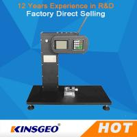 Buy cheap 3.5 M/S Speed Rubber Testing Machine For Testing FRP / Ceramic / Cast Stone from wholesalers