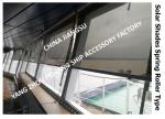 Buy cheap IMPA150721 High-quality ship's cockpit shade roller blind for shipbuilding / ship's cabin shade roller blind from wholesalers