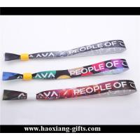 China Custom size,logo polyester lanyard keychain for promotional gifts on sale