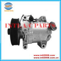 Buy cheap Calsonic ac compressor for Nissan Navara D40 2.5/2.5 diesel 2005Equator 92600-EB40E 92600-EB40B 92600-EB400 92600-EB70A from wholesalers