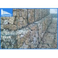 Buy cheap Stainless Steel Wire Gabion Baskets Durable with Corrosion Resistance from wholesalers
