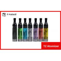 Buy cheap 2.4ml Electronic Cigarette Atomizer T2 Clearomizer Ego Ce9 T2 from wholesalers