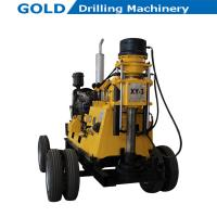Buy cheap High Efficiency Hydraulic Water Well Drilling Rig, Core Drilling Rig, Mineral Drilling Rig from wholesalers